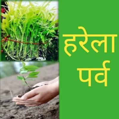 हरेला पर्व | Harela Festival in Hindi | जानिए क्यों मनाया जाता है, हरेला पर्व ।