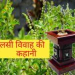Tulsi vivah story in hindi